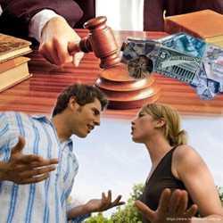 Семейные споры. Юрист по разводам и разделу имущества. Установлению отцовства. 3