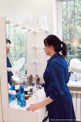 Массаж лица и косметологические процедуры