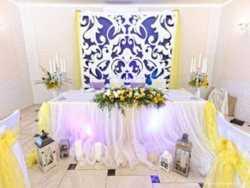 Заказать свадебный декор арендовать свадебную арку 2