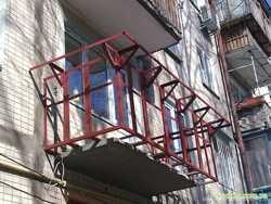 Утепление балконов! Выносы и остекление. Окна и балконы под ключ. 2