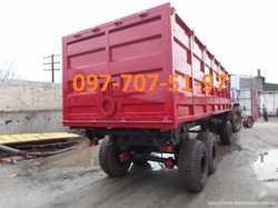 Прицеп тракторный самосвальный 3ПТС-12 3