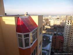 Ремонт кровли балкона, дома. Замена. Утепление. Высотные работы