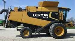 Комбайн Cat Lexion 570R 3