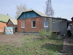 Добротный дом на Тополянской