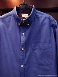 Рубашка мужская Next. Новая. Коттон, очень плотный. Размер L (50-52) 1