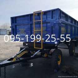 Прицеп тракторный 2ПТС-4 (зерновоз)
