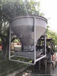 Бункер для бетона / бадья для бетона от производителя 1