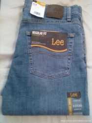 Продам фирменые джинсы LEE Men's Regular Fit Straight Leg Jean.