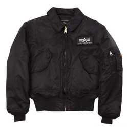 Лётные Американские куртки Alpha Industries CWU 45/P Flight Jaket 1
