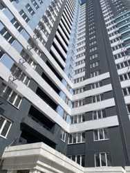 1 комнатная квартира в ЖК Скайсити 47м, Черёмушки, Таирова, Инглези