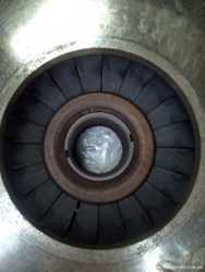 Сцепление двигателя ЯАЗ 1