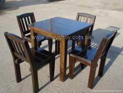 Столы, стулья в кафе, бары. 1