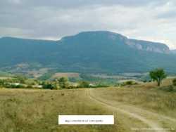 Продается земельный участок с озером ЛПХ 1га село Аромат, Бахчисарайский район