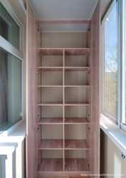 Шкаф на балкон 3