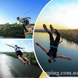 Прыжки с высоты на веревке - экстремальный спорт и отдых для каждого!