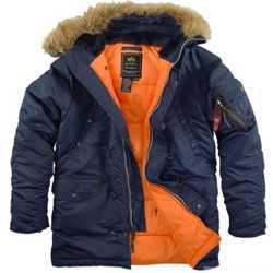 Супер тёплые куртки Аляска от Американской фирмы Alpha Industries, USA 3