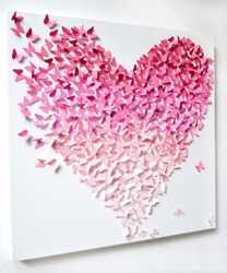 """Декор для стен """"Бабочки"""" 2"""