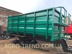 прицеп тракторный самосвальный птс-12 (зерновоз), птс-20