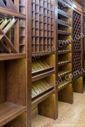 Винные погреб - мебель, шкафы и стеллажи 3