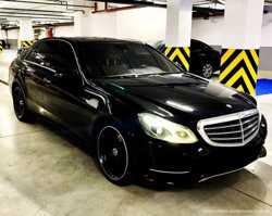 380 Mercedes Benz W212 E350 4matik facelift  2