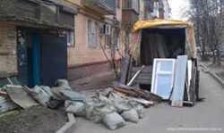 Демонтажные работы. Демонтаж квартиры. Снос зданий. Вывоз мебели мусор