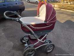 Продам детскую коляску 1