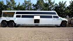 032 Лимузин Mega Hummer H2 Disco аренда 3