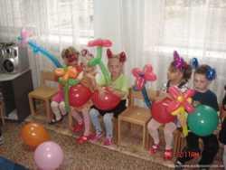 Заказ на детский праздник Чернигов. 2