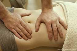 Вісцеральний масаж. Стрий