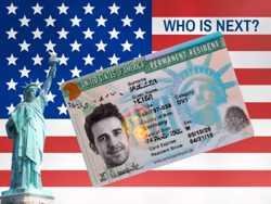 Реєстрація Green Card