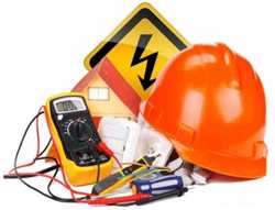 Услуги электрика (монтаж проводки, светильников, замена автоматов)