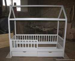 Домик кровать детская В НАЛИЧИИ  3