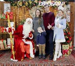 Дед Мороз и Снегурочка Сумы для детей и на корпоративы заказать по лучшей цене 2