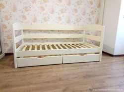 Нота Плюс - односпальная детская кровать. Бонусы к заказу.  2