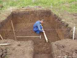 Земляные работы. Ручная копка любой сложности. Демонтаж. 1