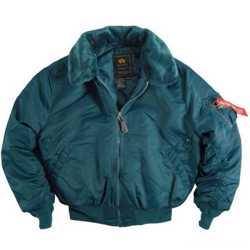 Оригинальные лётные куртки пилотов США от Alpha Industriers Inc. USA 3