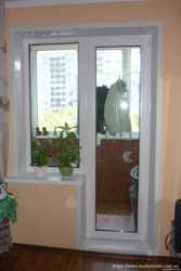 Откосы на окна из тепловой панели