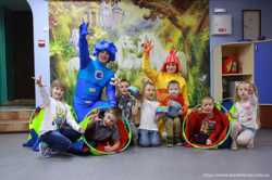 Организация детского праздника с клоунами Чернигов.