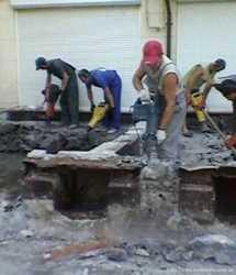 Демонтаж строений в Херсоне. Земельные работы. Вывоз строймусора
