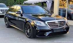 379 Mercedes Benz S-class W222 S63 AMG 4matic 1