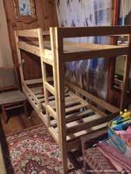 Двухъярусная кровать -2500 грн 1