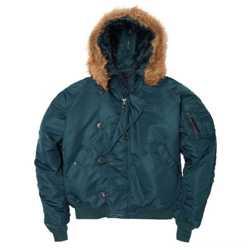 Куртки Аляска короткие Alpha Industries N-2B Parka (США) 2