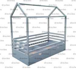 Детские кровати с ящиками  2