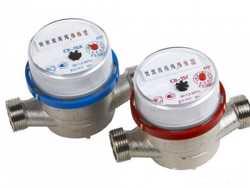 Счетчики-водопровод-канализация