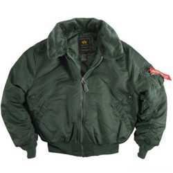 Оригинальные лётные куртки пилотов США от Alpha Industriers Inc. USA 2