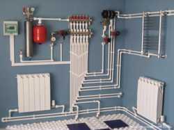 Монтаж систем опалення водопостачання ремонт сантехніка