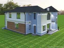 Дизайн фасаду будинку!