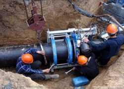 Проложим водопровод канализацию.!