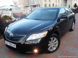 157 Toyota Camry black аренда авто  3