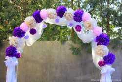 Прокат арки на свадьбу, оформление свадьбы 1